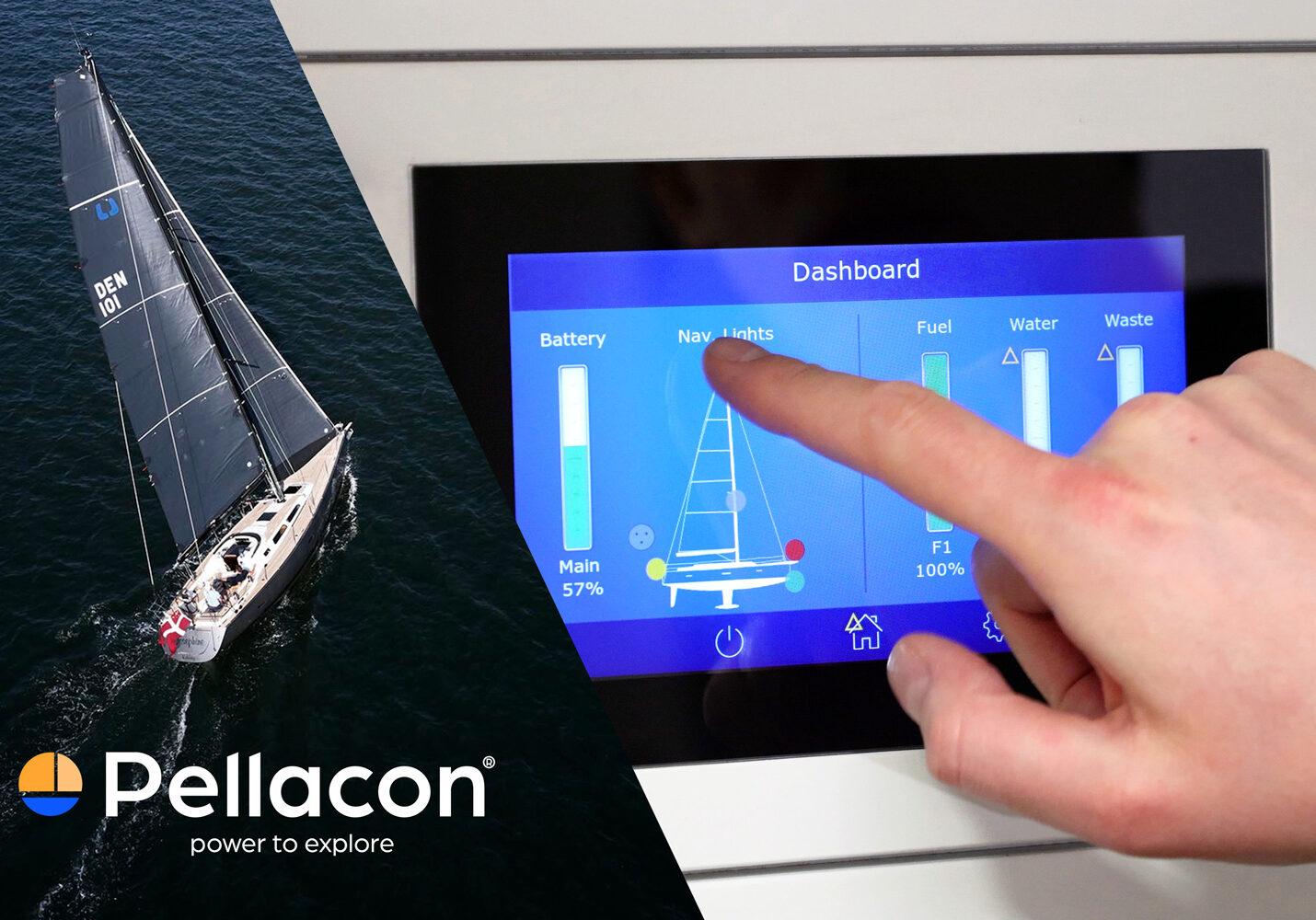 Pellacon-dashboard